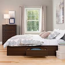 Platform King Bed With Storage King Platform Beds With Storage Wood Easy Diy King Platform Beds