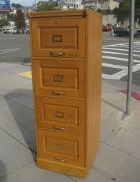 Filing Cabinets Wood Tall Wood File Cabinet Wooden Vertical Filing Cabinets 4 Drawer