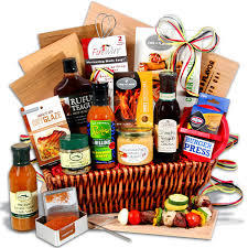 cooking gift baskets grilling and bbq essentials partyideapros