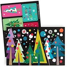 christmas decoration inspiration retro christmas cards