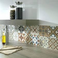 mosaique cuisine carrelage cuisine mosaique carrelage mural retro cuisine pour idees