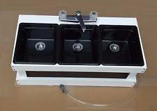 Standard  Compartment Deli Mesmerizing Three Compartment Kitchen - Three compartment kitchen sink