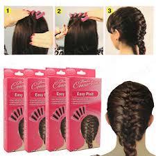 scunci easy plait ideas about easy plait hairstyles for