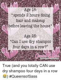 Doing Hair And Makeup Age 18 Spends 2 Hours Doing Hair And Makeup Before Leaving The