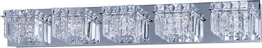 bangle 5 light bath vanity bath vanity maxim lighting