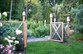 Small Garden Fence Ideas Small Landscaping Fences Small Decorative Garden Fences Small