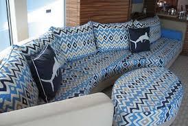 Interior Boat Cushion Fabric Marine Canvas Yacht Upholstery Ft Lauderdale