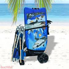 Rolling Beach Chair Cart Rolling Beach Carts Amazon Com