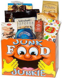 Junk Food Gift Baskets 9 Best Gifts For All Occasions Images On Pinterest Christmas