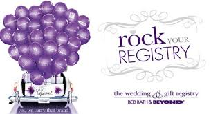 canadian wedding registry reviews of bed bath and beyond wedding registry
