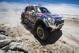 peugeot dakar 2016 stage 6 of dakar rally 2016 is finished peterhansel won it with