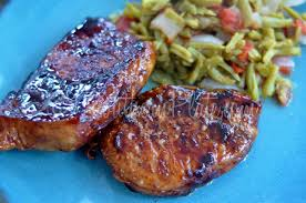 maple glazed pork chops u2013 and how to traumatize your kids