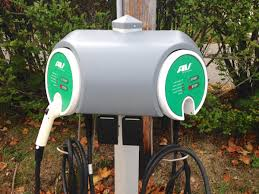 electric vehicle charging stations still sparse on cape islands