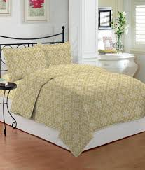 Buy Double Bed Sheets Online India Bombay Dyeing Moon Mist Beige Double Bed Sheet With 2 Pillow