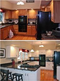 peinturer armoire de cuisine en bois guide conseil peinturer des armoires en bois vernis