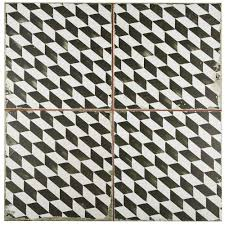 trafficmaster sanibel white 16 in x 16 in ceramic floor and wall