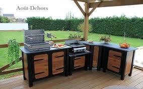 evier cuisine exterieure cuisine d extérieur cuisines complètes decofinder cuisine