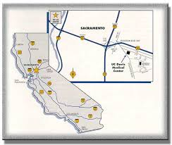 davis map uc davis physical medicine and rehabilitation map to uc davis