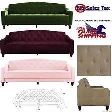 Vintage Mid Century Sofa Century Sofas Loveseats And Chaises Ebay