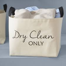Canvas Storage Bins Dry Clean Only Canvas Storage Bin Hand Printed Laundry Basket