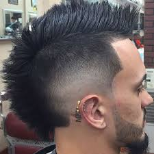 older men getting mohawk haircuts videos 30 mohawk hairstyles for men low fade mohawks and haircuts