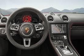 Porsche Boxster Generations - porsche announces 718 boxster cayman gts models with more