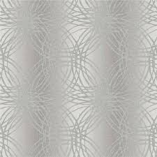 white glitter wallpaper ebay silver grey boa 015 03 4 leon glitter stripe circles ideco wallpaper