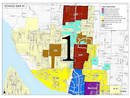 Seattle City Limits Map by Zoning Code U0026 Map Bremerton Wa Official Website