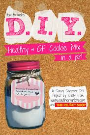 southern in law how to make a healthy cookie mix in a jar