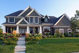 one story craftsman style homes bungalow house plans company craftsman style with angled garage