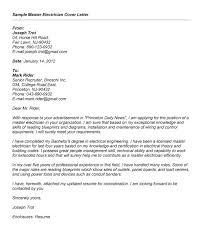 electrician cover letter lukex co