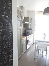 tableau pense b黎e cuisine lé unique papier peint pense bête de cuisine tableau noir déco