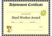 music achievement award certificate best and various templates