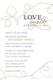 wonderful wedding invitation text wedding invitation wording