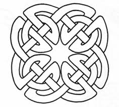 outline celtic knot tattoo design photos pictures and sketches