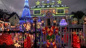 christmas displays family s christmas lights display courts controversy