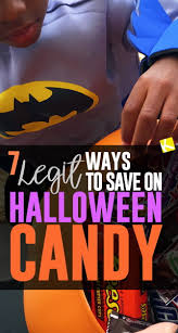 7 scary good ways to save on halloween candy the krazy coupon lady