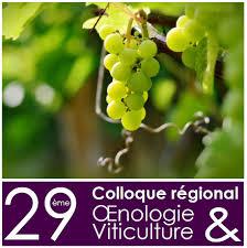 chambre d agriculture du loir et cher colloque viticole du loir cher techniloire