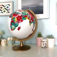 Fabriquer Une Urne De Mariage by Diy Recycler Un Globe Terrestre En Urne De Mariage Rock And Paper