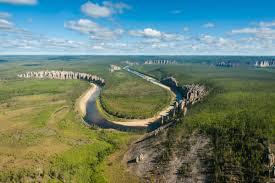 lena pillars rest yakutia totally nota