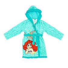 robe de chambre disney adulte robe de chambre la sirène pour enfants