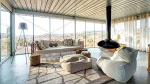 palm springs real estate prefabricated glass steel