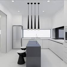 Modern Pendant Lights For Kitchen by Lukloy Modern Pendant Lights Kitchen Bar Counter Lamp Dining