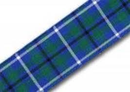 tartan ribbon ancient tartan ribbon
