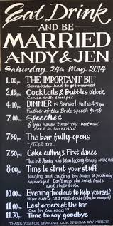Chalkboard Wedding Programs The 25 Best Wedding Program Chalkboard Ideas On Pinterest