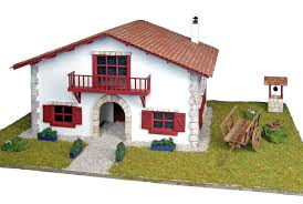 house kit house kit of village with carriage artesanialatina