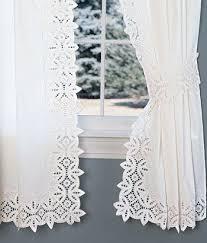 93 best lace curtains images on pinterest curtains lace