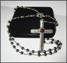 cruel intentions rosary cruel intentions necklace authentic original stash necklace
