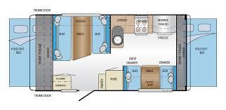 Jayco Caravan Floor Plans Jayco Expanda 16 49 4 Outback Caravan Hire Luxury Caravan Hire