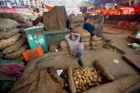 vashi market after 6 weeks of demonetisation vashi apmc market back to normal